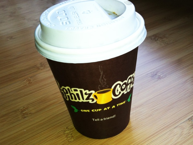 A Philz Cup