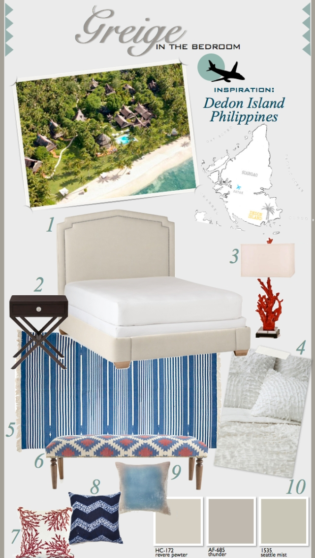 Beach Inspired Home